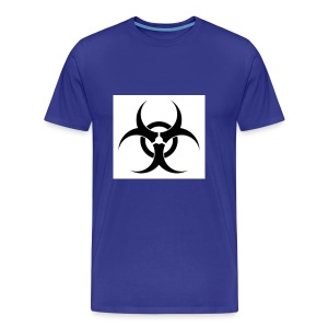white toxic - Men's Premium T-Shirt