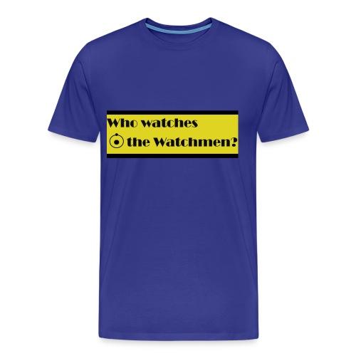 Watchmen - Men's Premium T-Shirt
