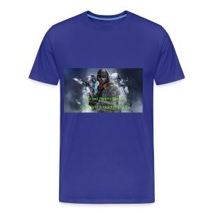Cracked Reality Gaming Logo - Men's Premium T-Shirt