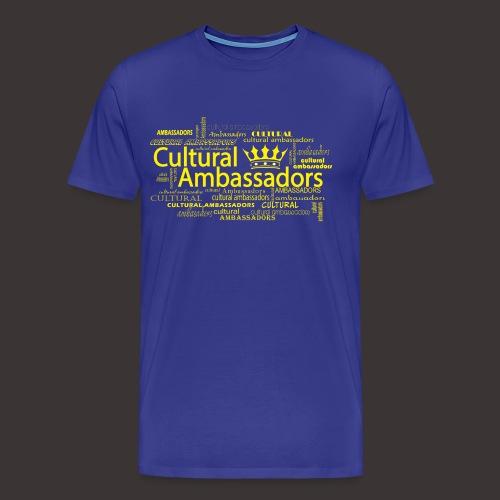Cultural Ambassadors 2 - Men's Premium T-Shirt