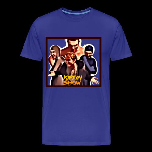 The Kiptin Show - Men's Premium T-Shirt