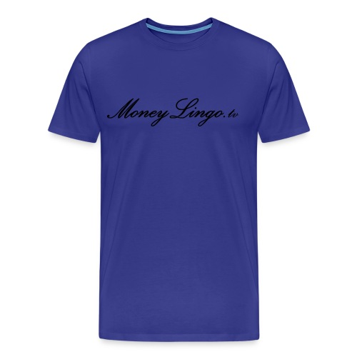 MoneyLingo tv gear - Men's Premium T-Shirt