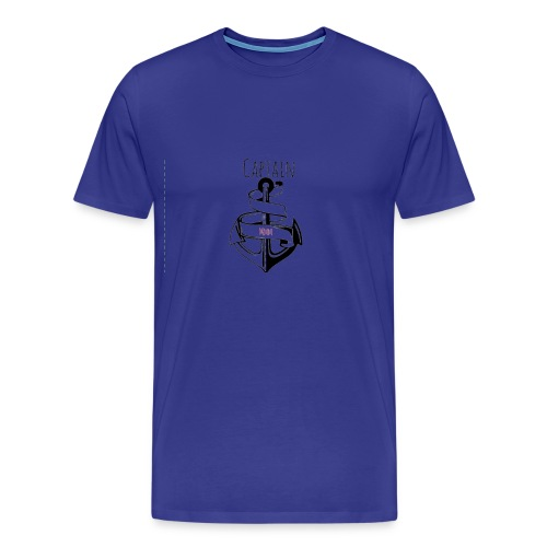 Captain MMM Merch - Men's Premium T-Shirt