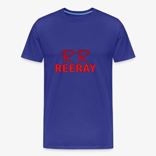 ReeRay YouTube Channel Logo - Men's Premium T-Shirt