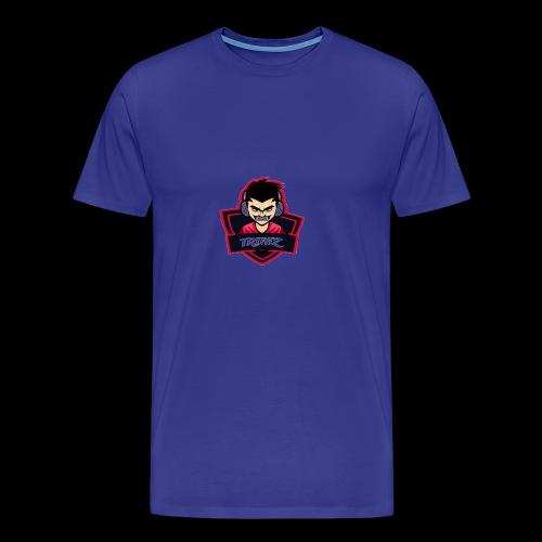 Trimz Army Trimz Logo - Men's Premium T-Shirt