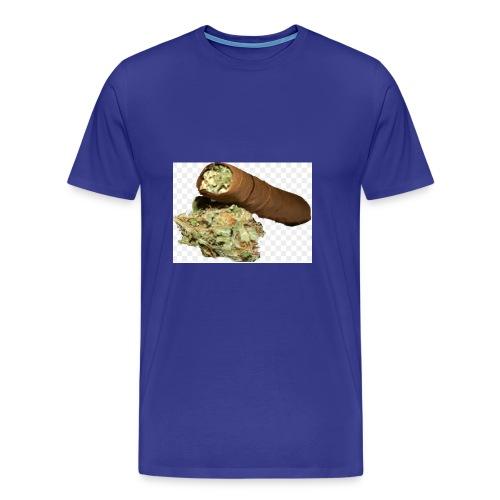 Let's smoke - Men's Premium T-Shirt