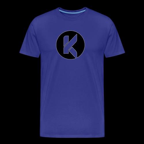 Koptivate Logo (Circle) - Men's Premium T-Shirt