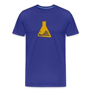Elemental gaming Logo Orange - Men's Premium T-Shirt