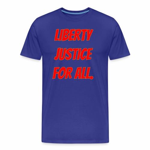liberty - Men's Premium T-Shirt