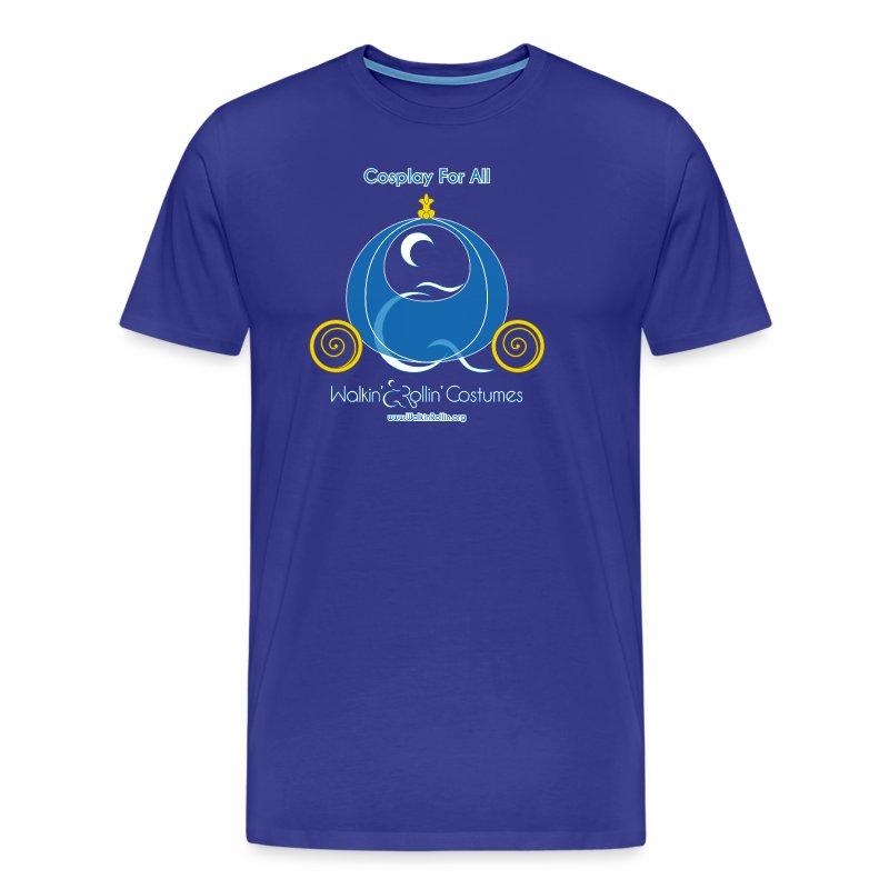 Cosplay For All: Cinderella - Men's Premium T-Shirt