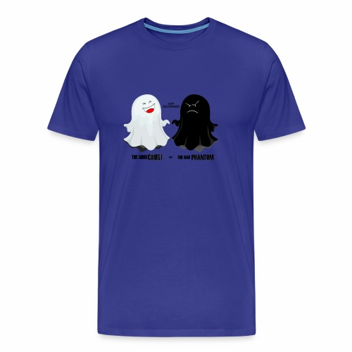 THE GOOD GHOST AND THE BAD PHANTOM - Men's Premium T-Shirt