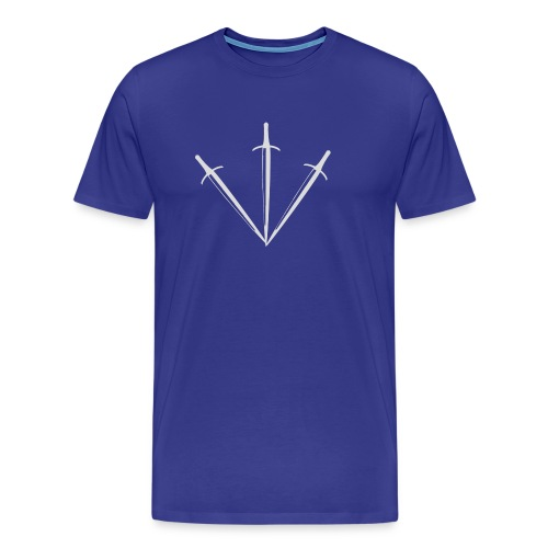 Guard of the White Cloaks Insignia - Men's Premium T-Shirt