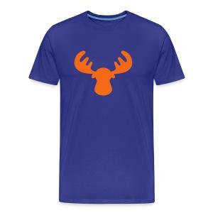 Look at the Moose - Men's Premium T-Shirt