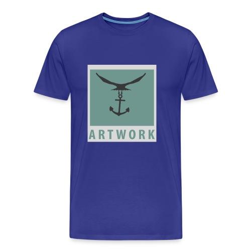 Design 007 - Men's Premium T-Shirt