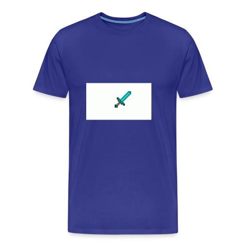 be a pro - Men's Premium T-Shirt