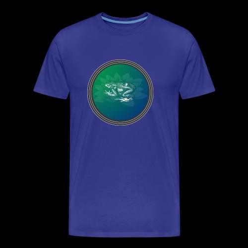 Vintage Frog - Men's Premium T-Shirt