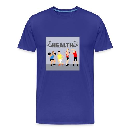 Gym wear present for everyone gift idea - Men's Premium T-Shirt