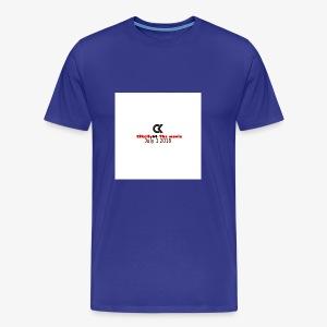 Clkelly64 movie date - Men's Premium T-Shirt