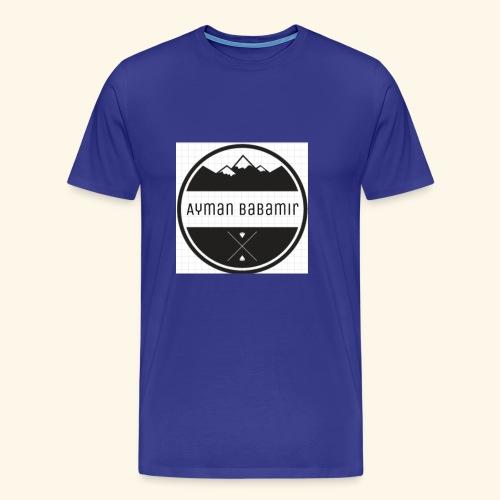 Ayman Babamir - Men's Premium T-Shirt