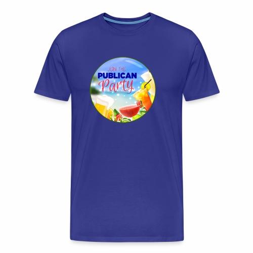 Join the Publican Party - Men's Premium T-Shirt