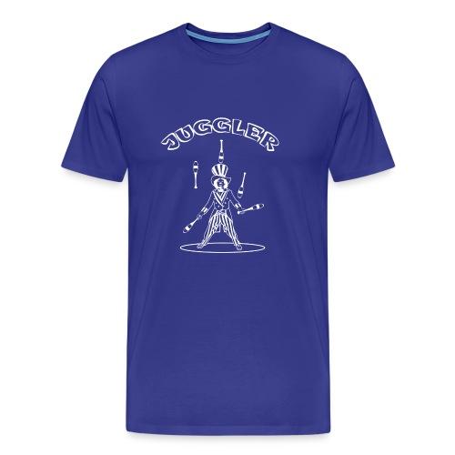 juggler - Men's Premium T-Shirt