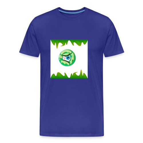 #Odd Slime T-shirt - Men's Premium T-Shirt