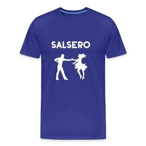 Salsero, Salsa, Latin dancing, bachata, mambo - Men's Premium T-Shirt