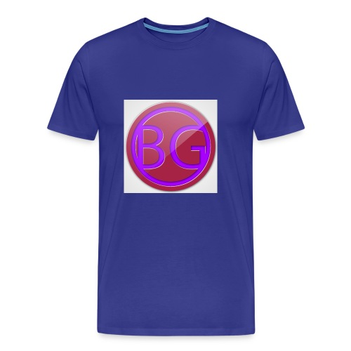 Brother Gaming 2016 logo apparel - Men's Premium T-Shirt