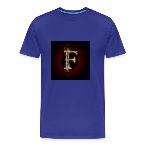 fofire gaming/entertainment - Men's Premium T-Shirt