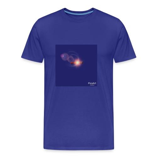gaming wolf - Men's Premium T-Shirt