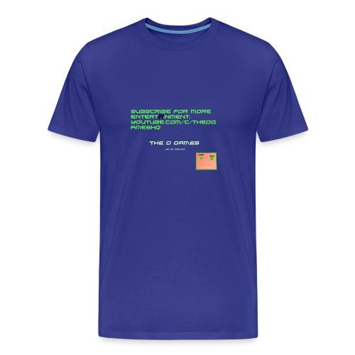 Pro Color MErch - Men's Premium T-Shirt