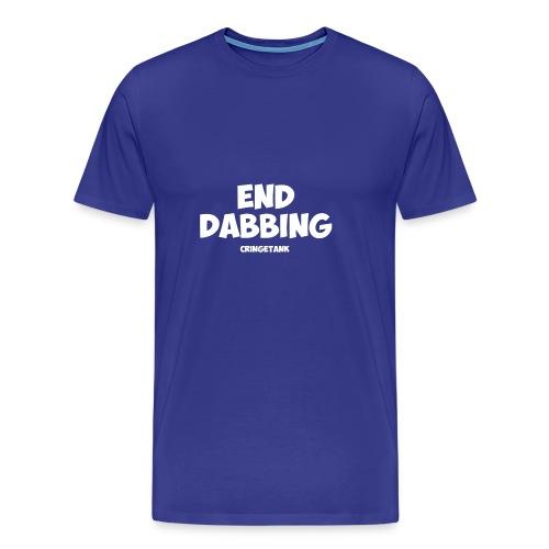 End Dabbing - Men's Premium T-Shirt