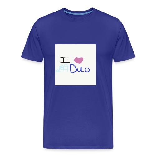 LA Duo - Men's Premium T-Shirt