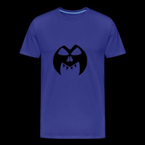 Black Transparent Logo - Men's Premium T-Shirt