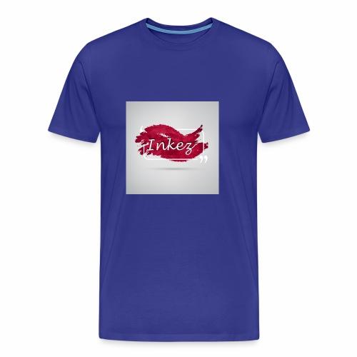 INKEZ LOGO - Men's Premium T-Shirt