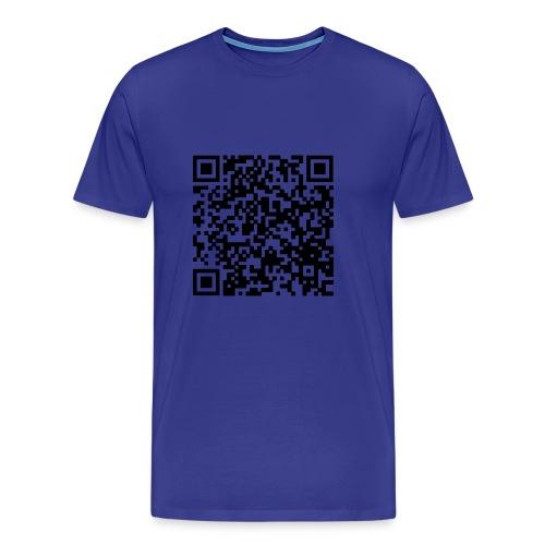 Broken Clan QR Code - Men's Premium T-Shirt