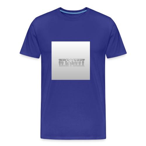 IT'S LITTY - Men's Premium T-Shirt