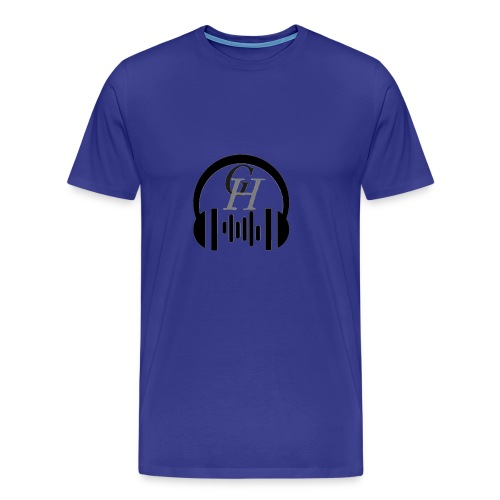 GH headphone design - Men's Premium T-Shirt