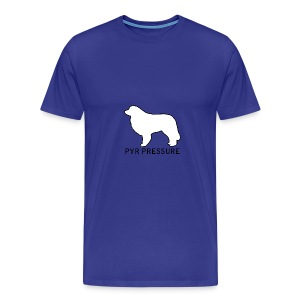 PYR PRESSURE - Men's Premium T-Shirt