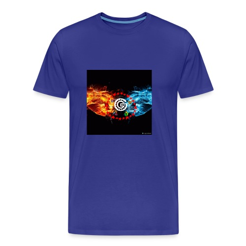 My utube logo - Men's Premium T-Shirt