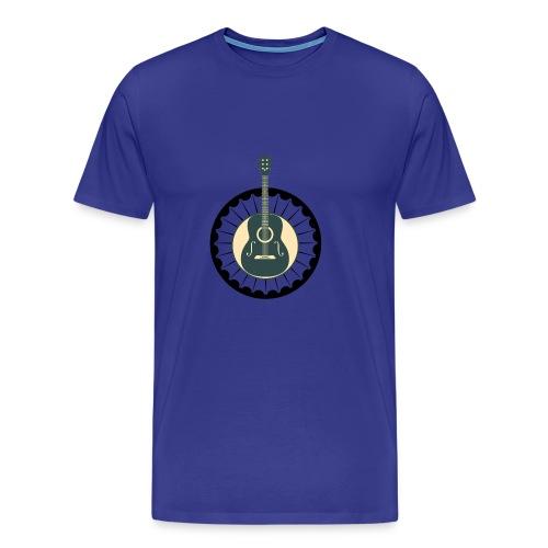 guitar mexican - Men's Premium T-Shirt