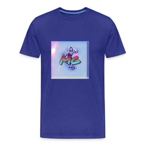Mg nation - Men's Premium T-Shirt