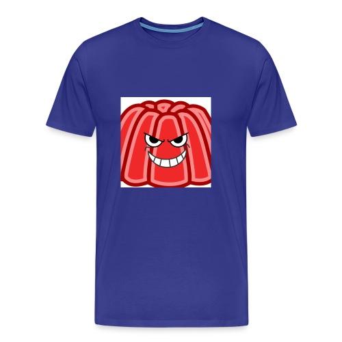 Red jelly kids hoodie - Men's Premium T-Shirt