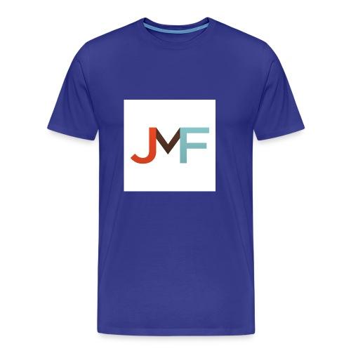 JMF Logo 1500x1500 - Men's Premium T-Shirt