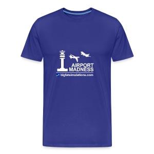 The Official Airport Madness Shirt! - Men's Premium T-Shirt