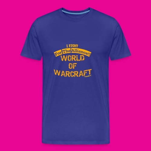 ForTheAlliance - Men's Premium T-Shirt