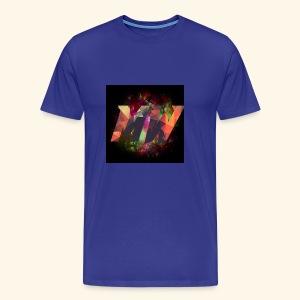 YouTube Icon 2 - Men's Premium T-Shirt