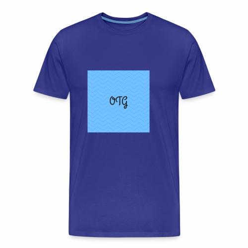 OTG - ICE - Men's Premium T-Shirt