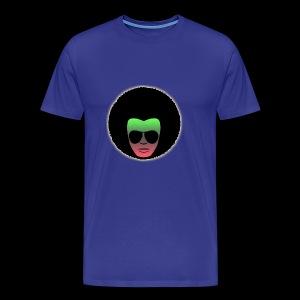 Afro Shades - Men's Premium T-Shirt