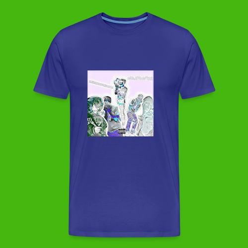 NARLEY BWOY $$$ album cover - Men's Premium T-Shirt